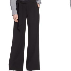 Halogen Wide-Legged Trousers